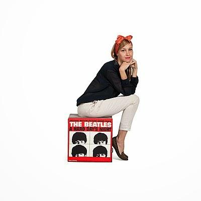 Puff Vinilos de los Beatles