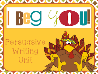 http://www.teacherspayteachers.com/Product/Thanksgiving-Writing-Turkey-Persuasive-Writing-Unit-993196