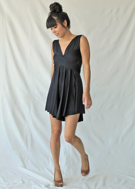 Convertible Romper Dress Pattern