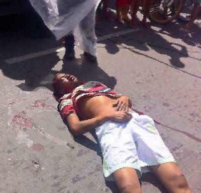Homem é morto com vários tiros na cabeça em Fortaleza-Ce