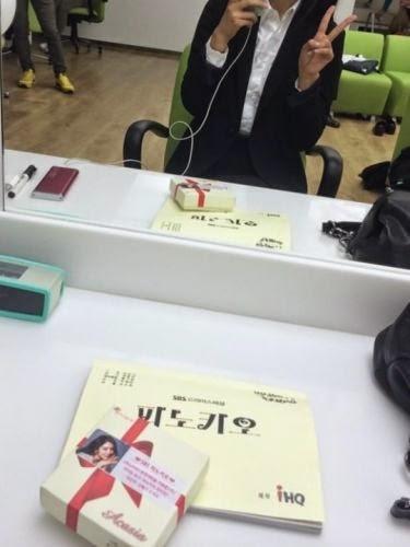 SBS TV新水木劇 朴信惠首拍《Pinocchio》透露期待心情