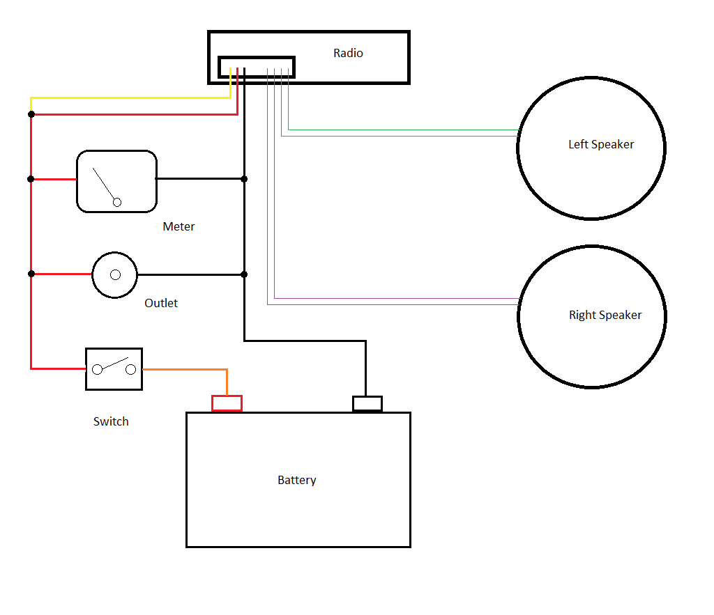 [SCHEMATICS_48IU]  John's Projects: The Cooler Radio   Ice Box Wiring Diagrams      John's Projects - blogger