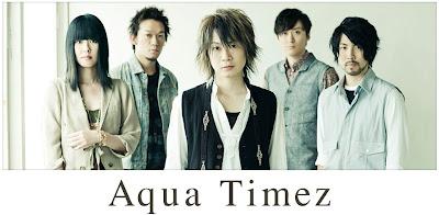 J-Pop/J-Rock - Aqua Timez Aqua+Timez