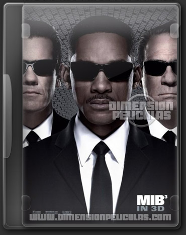Men In Black 3 (DVDRip Ingles Subtitulado) (2012)