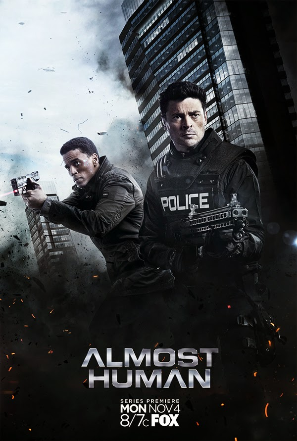 Almost Human – Todas as Temporadas Dublado / Legendado (2013)