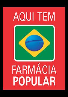 Farmacia popular Logo Vector