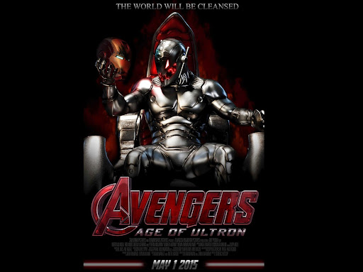 Poster of Avengers: Age Of Ultron