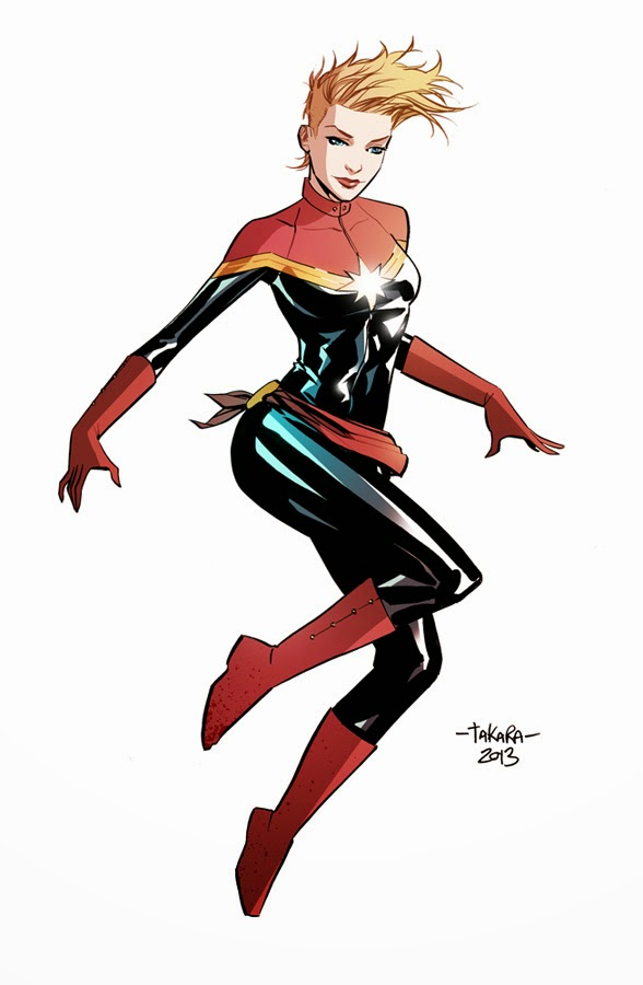 captain marvel comic hero - photo #45