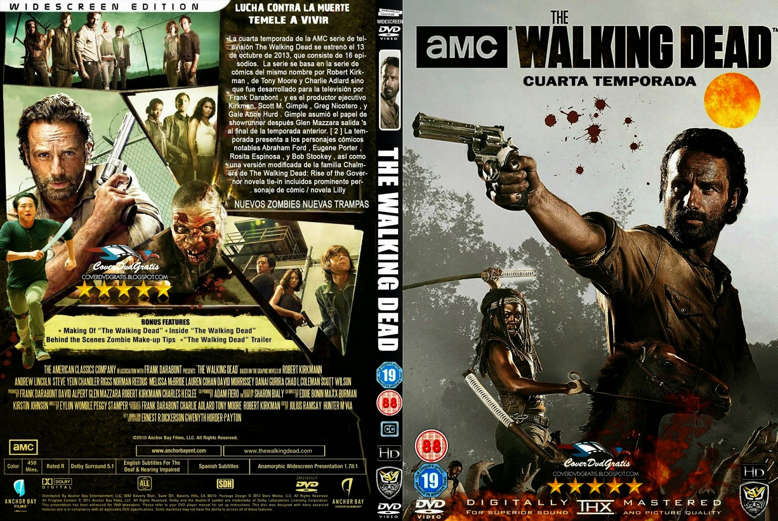 The walking dead 4 temporada online series id - Ai love taiwanese ...