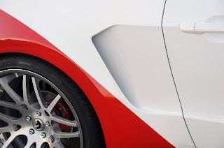 Thunderbirds Edition 2014 Ford Mustang
