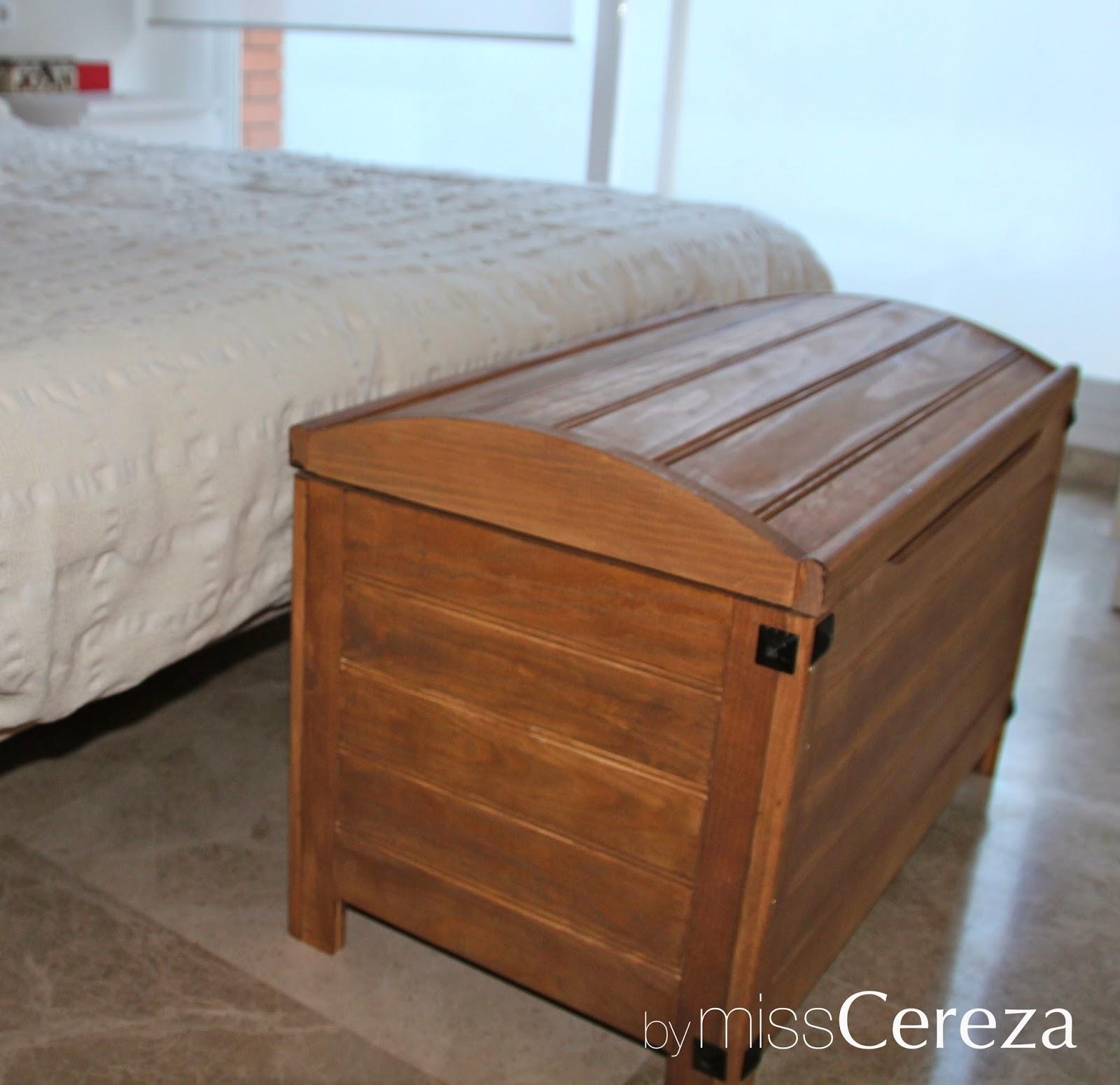 DIY baúl de madera