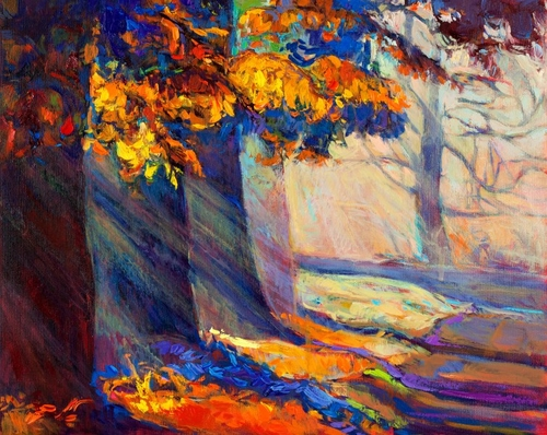 22-Ivailo Nikolovhas-Bright-Paintings-Modern-Impressionism-www-designstack-co