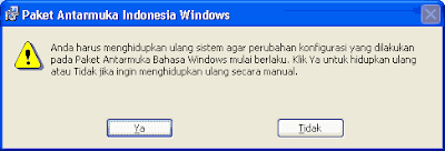 Restart Windows