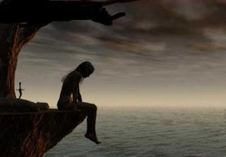 La tristeza es el único sentimiento que todo el mundo tiene en común y conoce.
