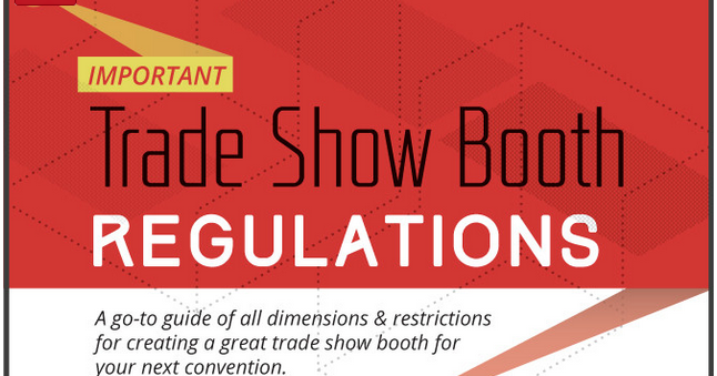 Exhibition Booth Requirements : A helpful go to guide trade show booth regulations