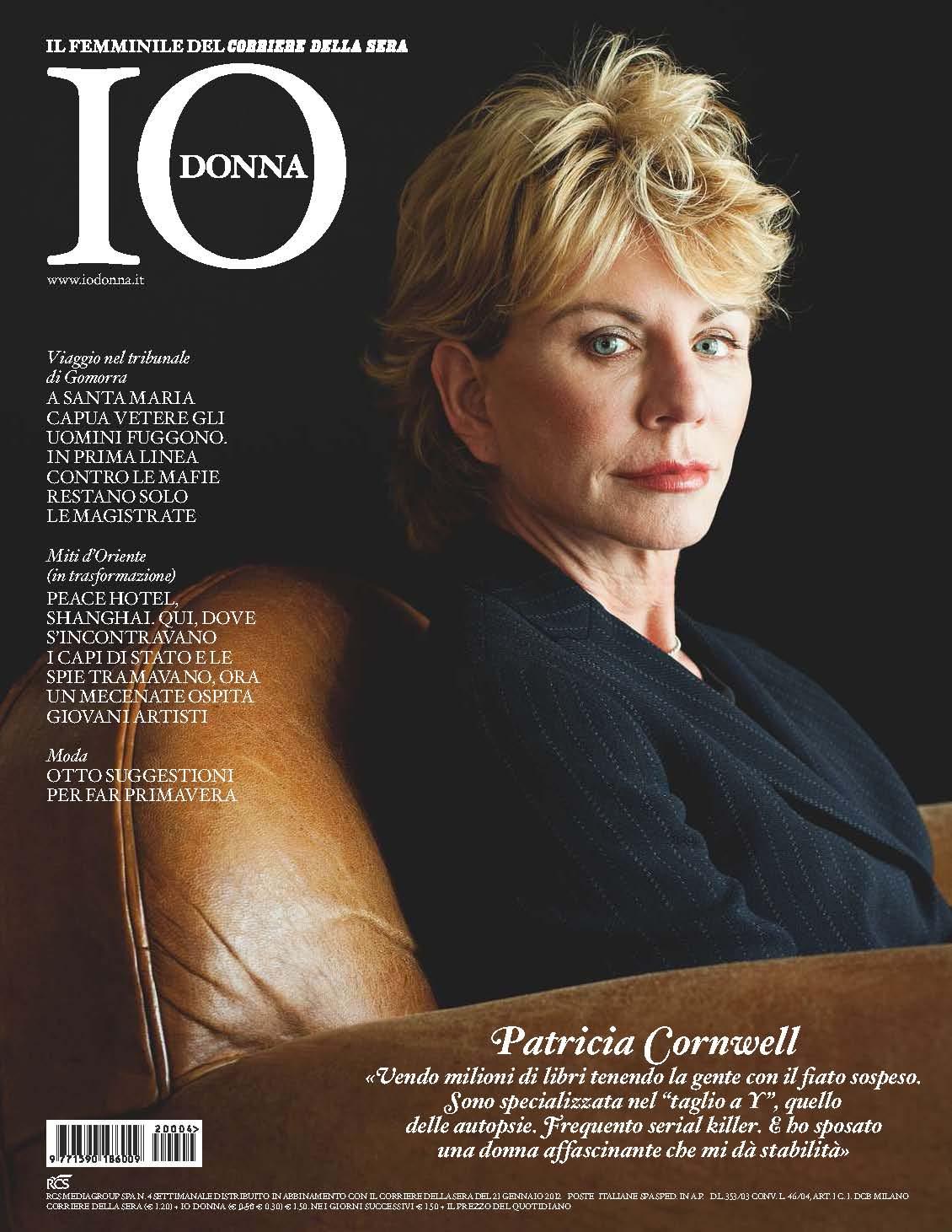 L 39 ora del libro di anita book esclusiva stieg larsson su iodonna di gennaio - Patricia cornwell letto di ossa ...
