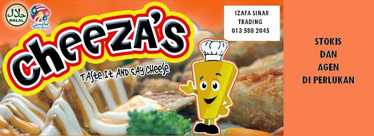 CHEEZA'S CHEESE POWDER / SAUCE SINCE 2009