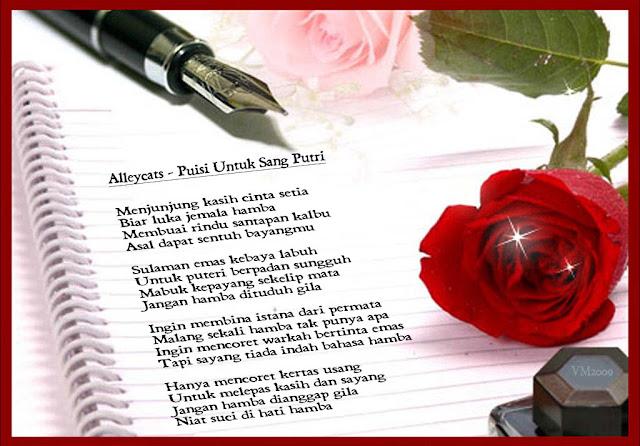 Contoh Puisi Bebas