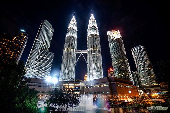 menara petronas malaysia