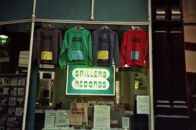 Spillers Records - Morgan Arcade