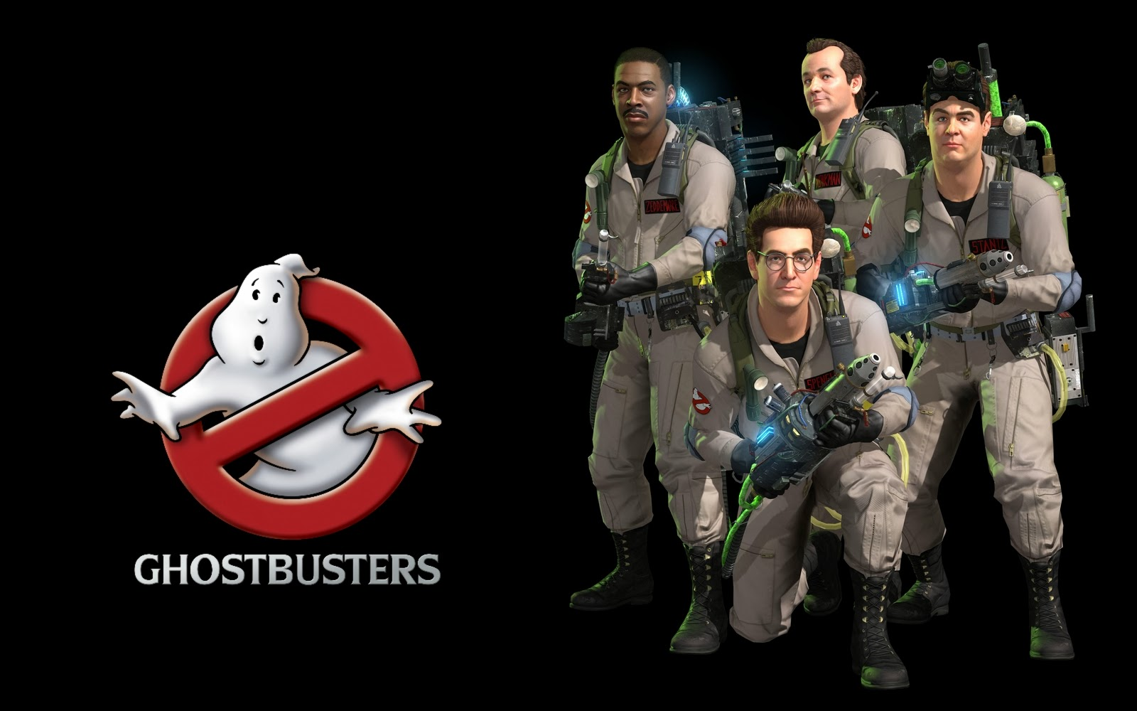 play ghostbusters movie
