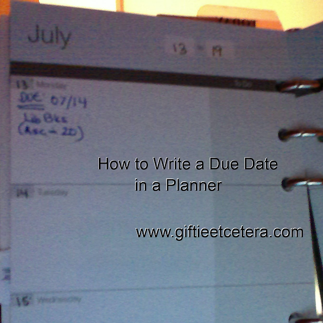 planners, due dates, deadlines, weekly, monthly