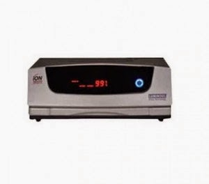 Snapdeal: Buy Luminous 1500 VA Ion (sine wave) Inverter at Rs.6150