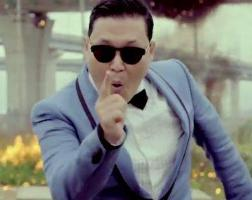 Rapper sul-coreano Psy