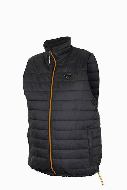 Quentin Combe Savage Gear Nouveautés News 2014 Vêtements Thermolite Vest Gilet Léger Chaud