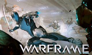 warframe ps4 logo Warframe (PS4)   Logo, Screenshots, Trailer, & Press Release