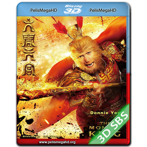 THE MONKEY KING (2014) FULL 3D 1080P BLURAY HALF-SBS DTS X264-HD SUBTITULADO