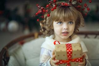 preciosa niña
