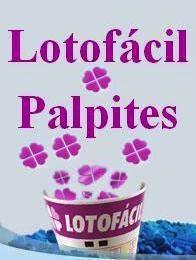 Lotofácil Palpites