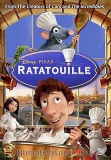 Filme Ratatouille   Dublado