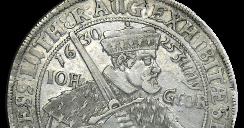 Thaler de plata 1530 1630 centenario de la confesi n for Puerta jakober augsburgo