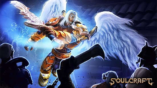 SoulCraft - Action RPG Apk v2.7.3 + Data Free