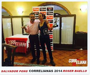 ROSER BAELLO Y SALVA PONS CORRELIANA'S 2014