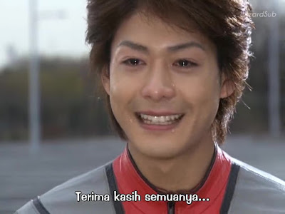 Ultraman Mebius Episode 41-50 Subtitle Indonesia