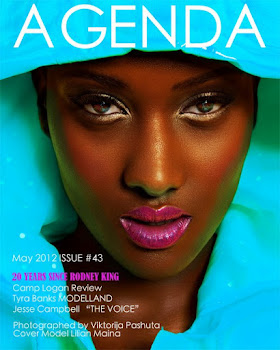 "Visit Agenda Magazine to read my ""Talking Chic"" columns!"