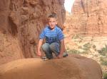 Kyler 8, 3rd grade