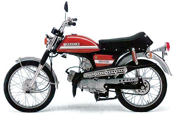 Suzuki Motorsykkel Norge