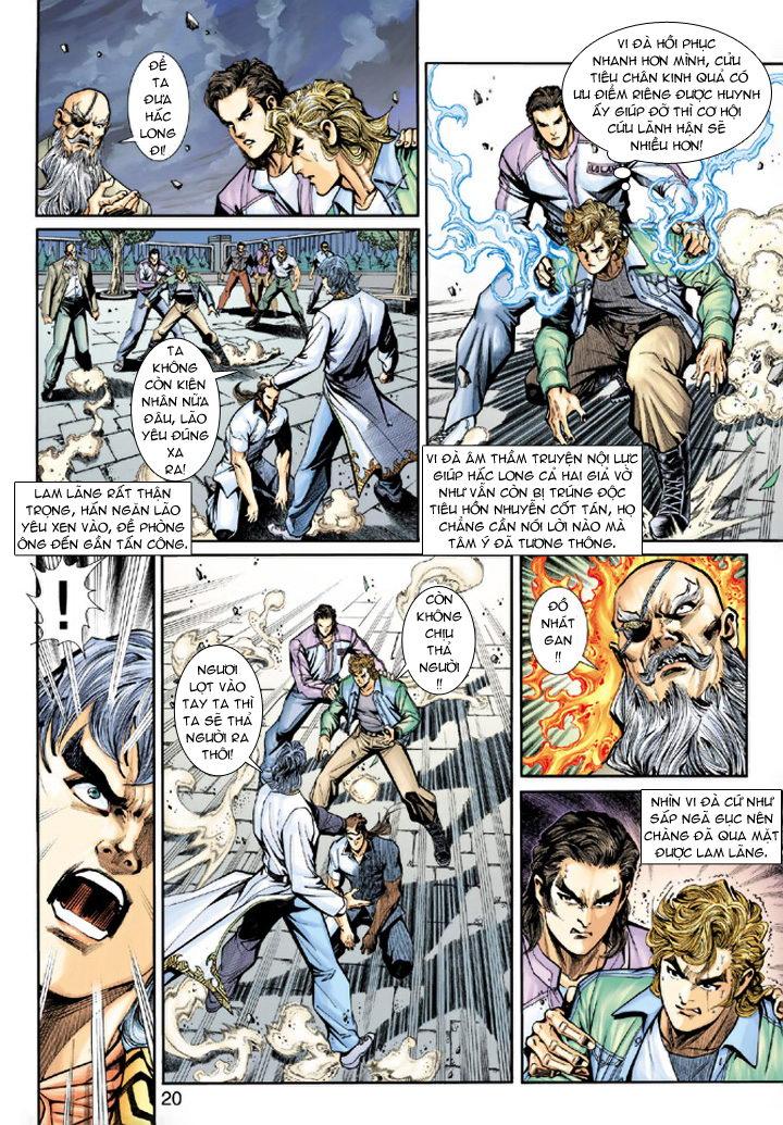 Tân Tác Long Hổ Môn chap 193 - Trang 20