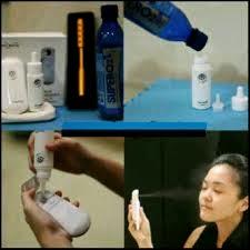 Cara Memakai Nano Spray