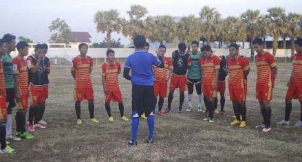 Persipa Pati Tunggu Kejelasan Liga Nusantara Jateng 2015