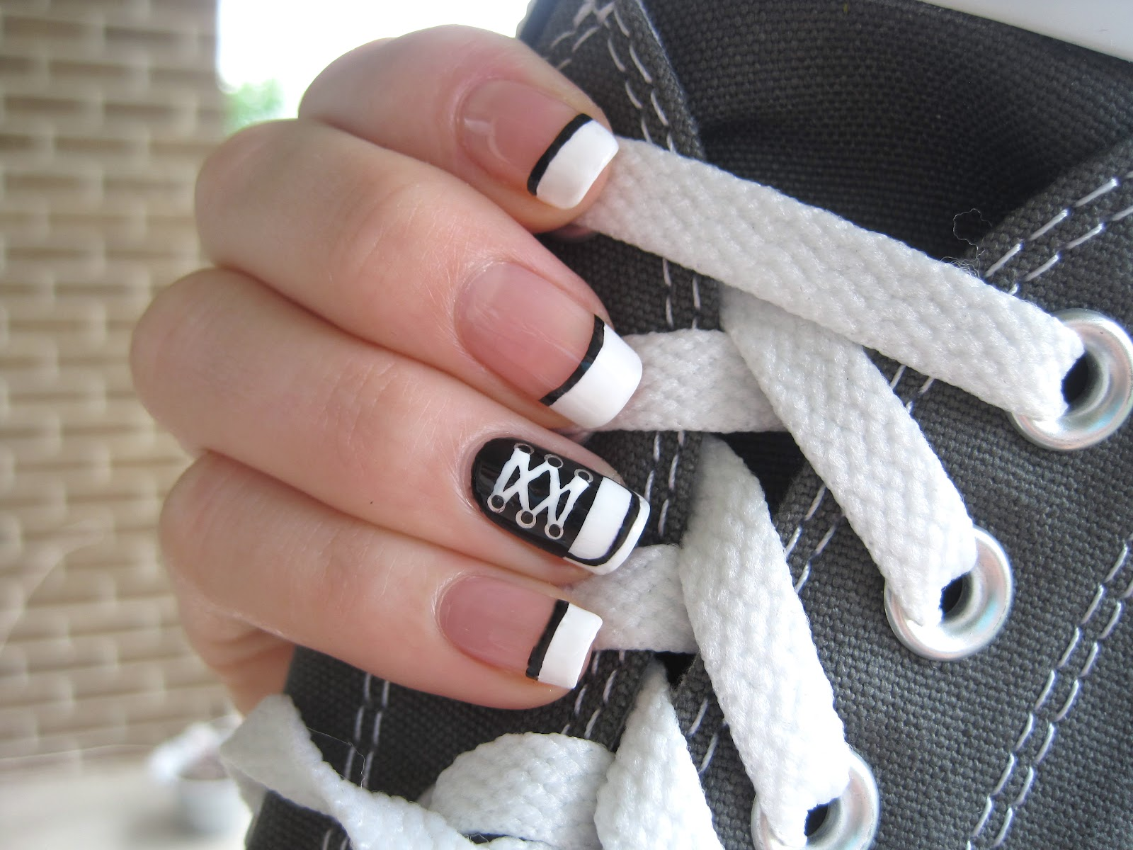 Дизайн ногтей рубашка фото