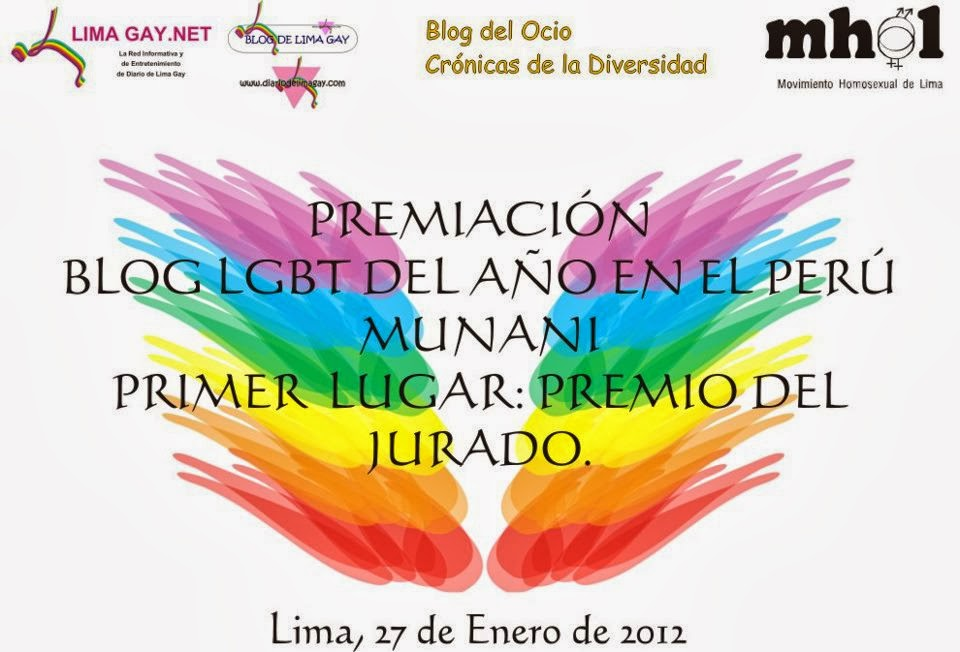 Gracias a los Blog LGTB 2011