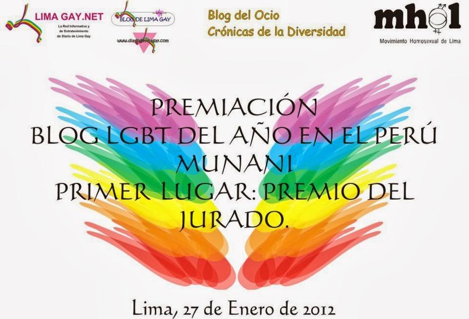 Gracias a los Blog LGTB 2011