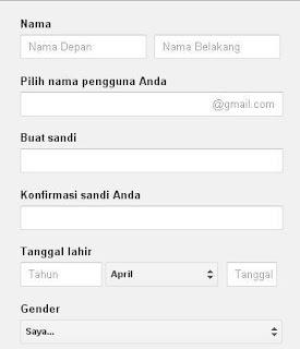 Cara Membuat Akun Email di Gmail Terbaru