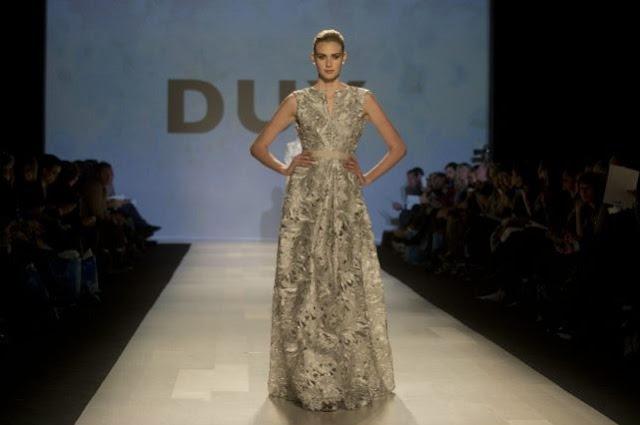 Toronto Fashion Week - Dixon
