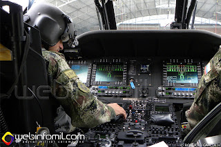 Sikorsky S-70i Black Hawk  Colombia Ejercito